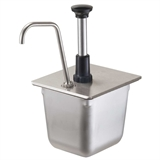 Stainless Steel Fractional Pan Pump (Thin)