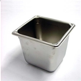 "Steam Table Pan 1/6-Size 6"" (150 mm)"